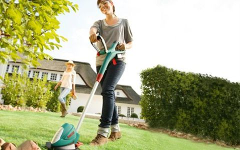 Zoek tuin -gereedschap